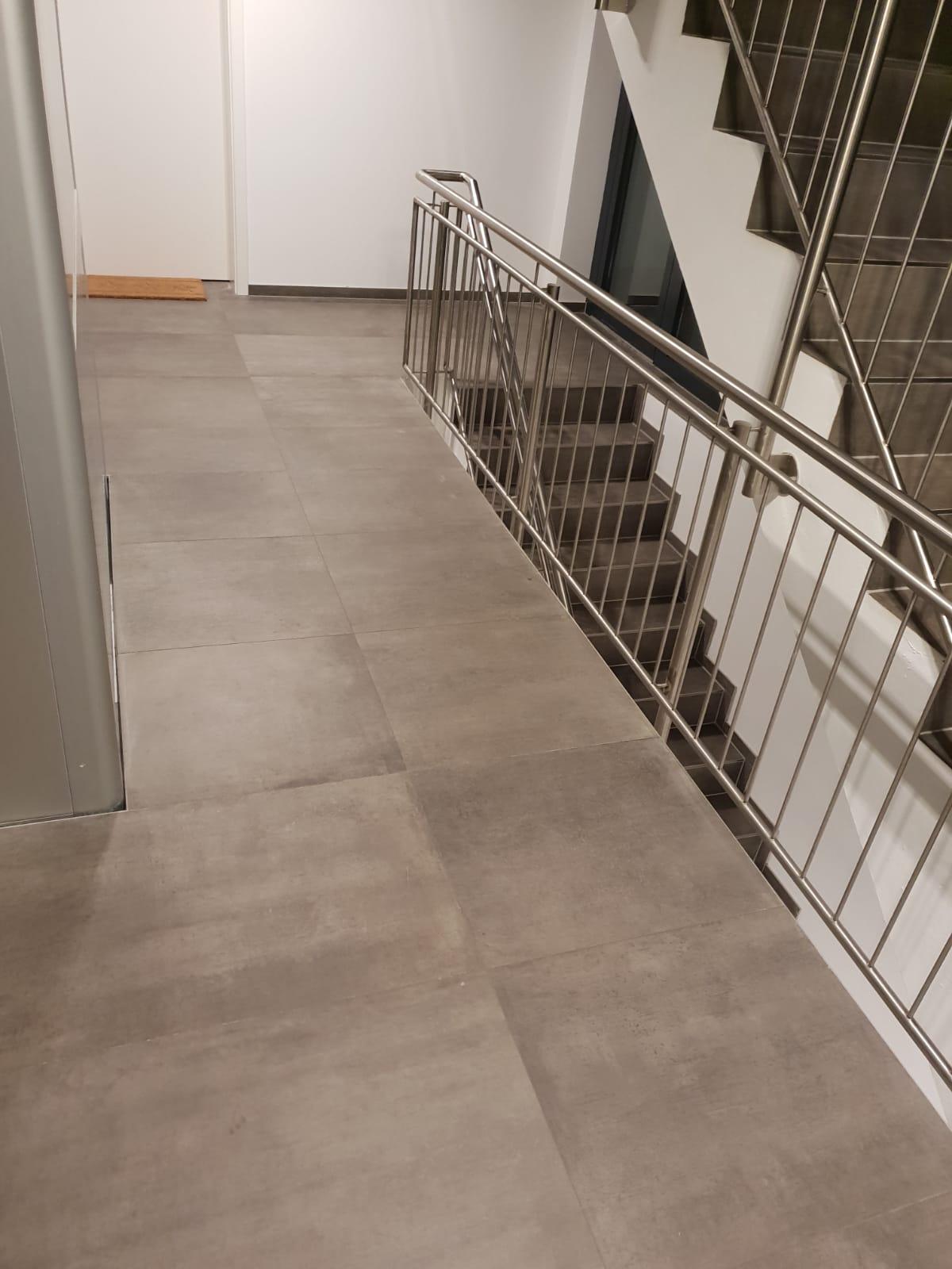 Ästhetik im Treppenhaus